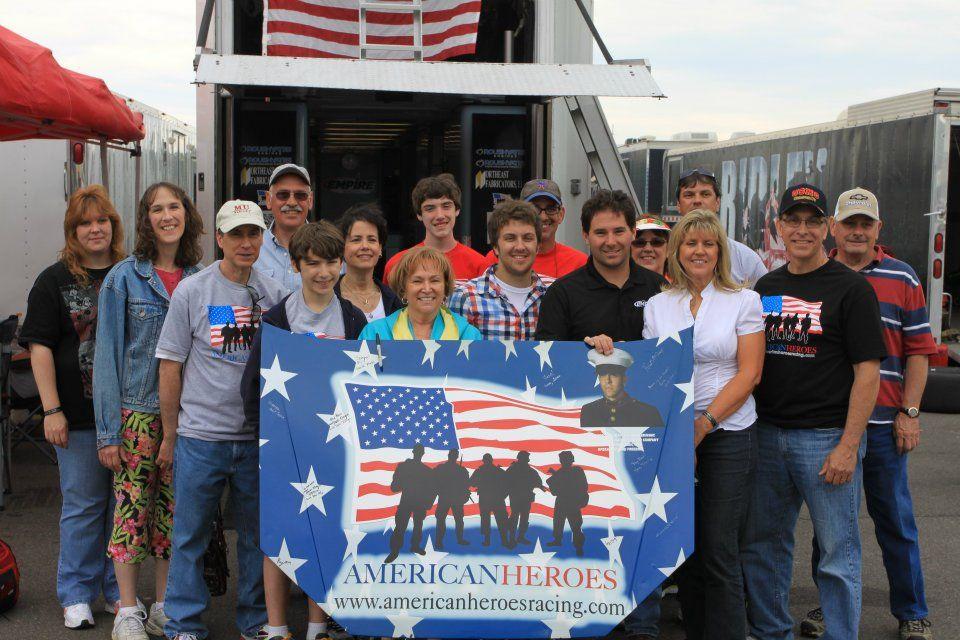 American Heroes Racing